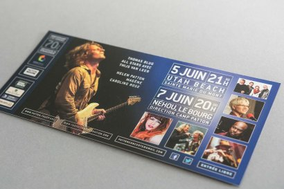 Patton Concerts Frankreich 2014
