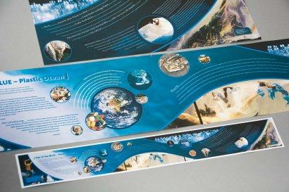 Plastic Ocean Infoboard