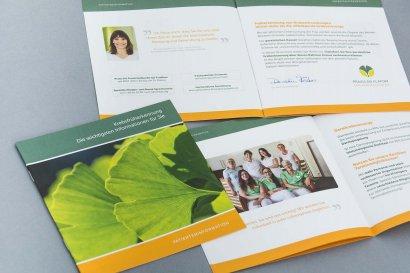 Dr. Flatow Broschüre Krebsvorsorge